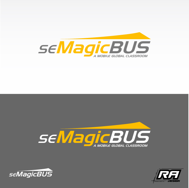 Logo Design by RA-Design - Entry No. 75 in the Logo Design Contest seMagicBus.