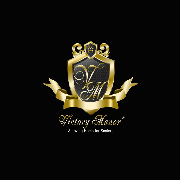 Logo Design by funnybone - Entry No. 83 in the Logo Design Contest Victory Manor.
