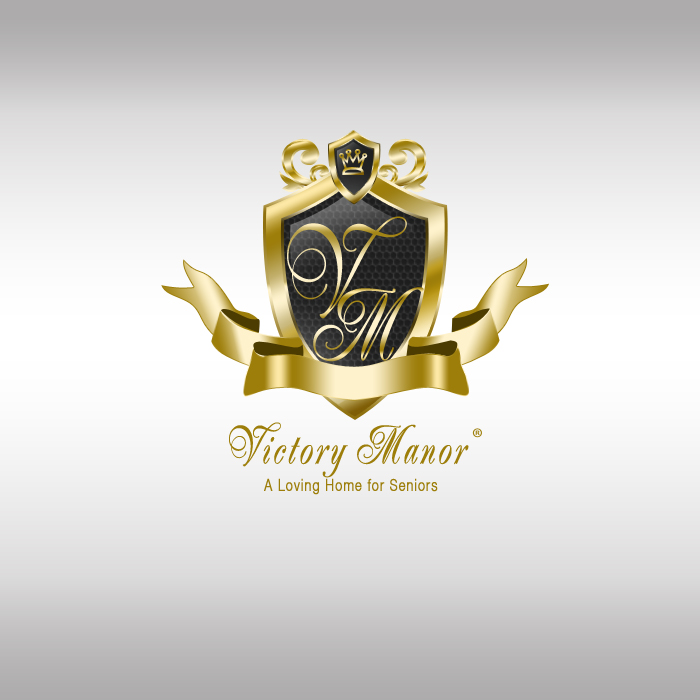 Logo Design by funnybone - Entry No. 84 in the Logo Design Contest Victory Manor.