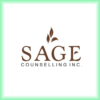 Logo Design by hafizshaikh7 - Entry No. 185 in the Logo Design Contest Sage Counselling Inc..