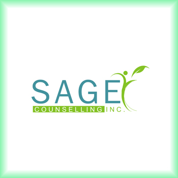 Logo Design by hafizshaikh7 - Entry No. 186 in the Logo Design Contest Sage Counselling Inc..