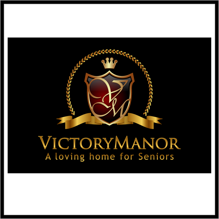 Logo Design by Mumung - Entry No. 120 in the Logo Design Contest Victory Manor.