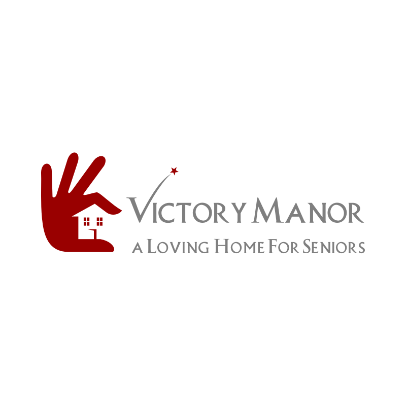 Logo Design by Rudy - Entry No. 121 in the Logo Design Contest Victory Manor.