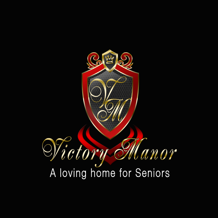 Logo Design by funnybone - Entry No. 123 in the Logo Design Contest Victory Manor.