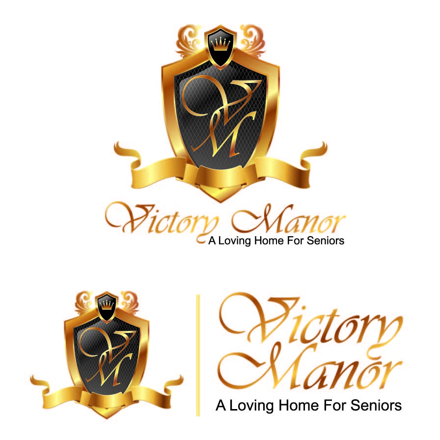 Logo Design by Private User - Entry No. 125 in the Logo Design Contest Victory Manor.