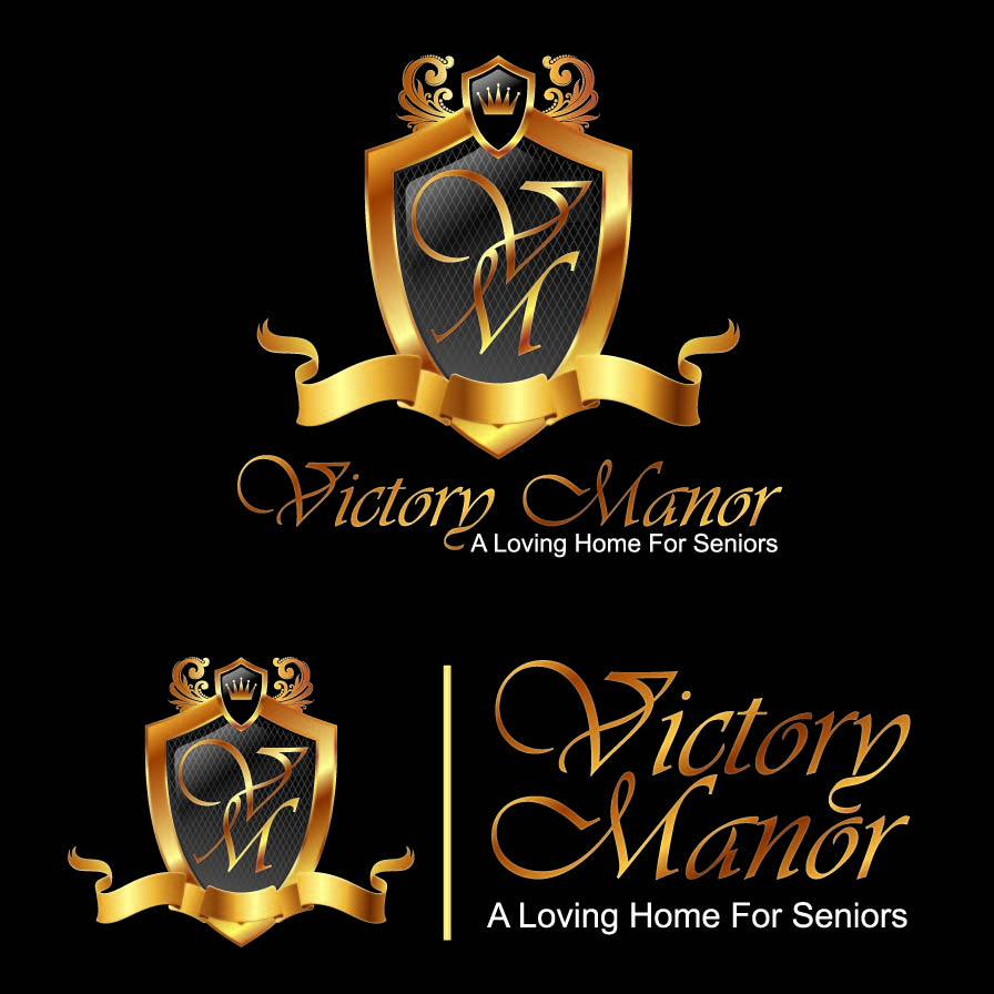 Logo Design by Private User - Entry No. 126 in the Logo Design Contest Victory Manor.