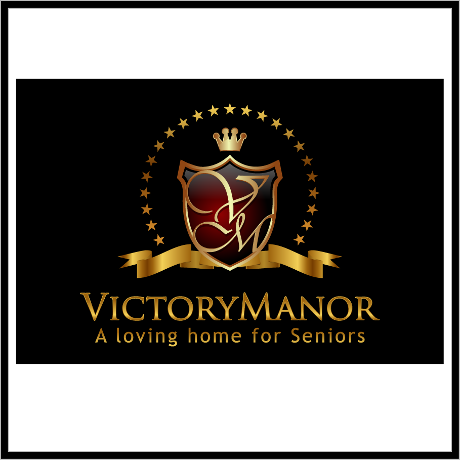 Logo Design by Mumung - Entry No. 127 in the Logo Design Contest Victory Manor.