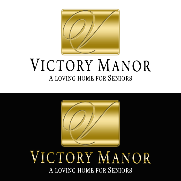 Logo Design by funnybone - Entry No. 134 in the Logo Design Contest Victory Manor.