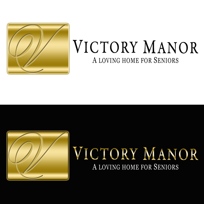 Logo Design by funnybone - Entry No. 137 in the Logo Design Contest Victory Manor.