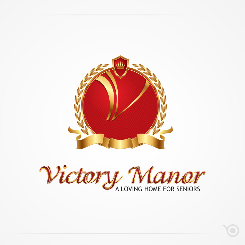 Logo Design by biggiebor - Entry No. 139 in the Logo Design Contest Victory Manor.