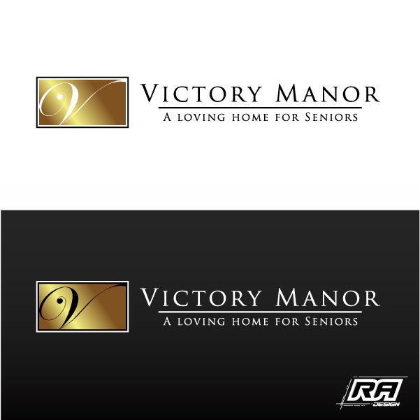 Logo Design by RA-Design - Entry No. 140 in the Logo Design Contest Victory Manor.