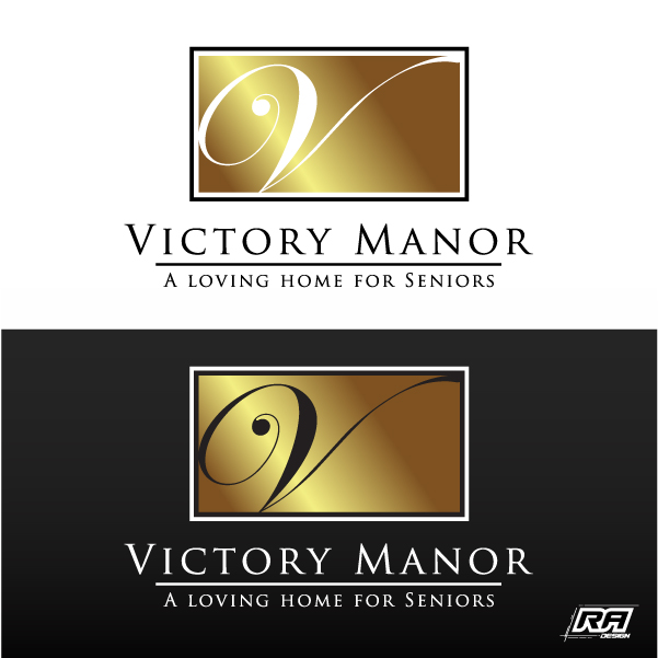 Logo Design by RA-Design - Entry No. 141 in the Logo Design Contest Victory Manor.
