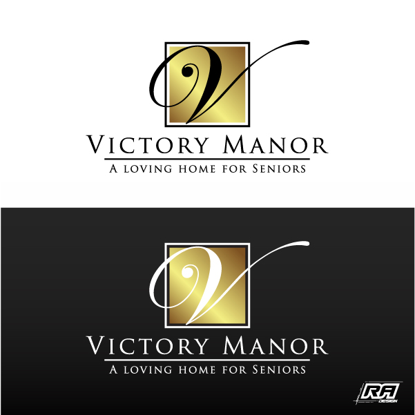 Logo Design by RA-Design - Entry No. 142 in the Logo Design Contest Victory Manor.