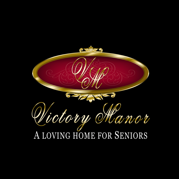 Logo Design by funnybone - Entry No. 145 in the Logo Design Contest Victory Manor.