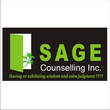 Logo Design by bhasura - Entry No. 213 in the Logo Design Contest Sage Counselling Inc..