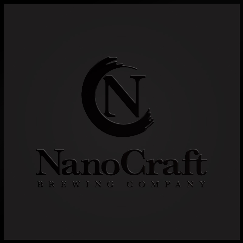 Logo Design by Number-Eight-Design - Entry No. 75 in the Logo Design Contest Unique Logo Design Wanted for NanoCraft Brewing Company.