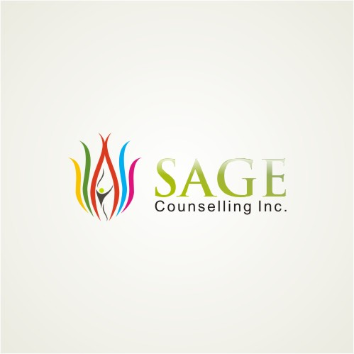 Logo Design by mare-ingenii - Entry No. 225 in the Logo Design Contest Sage Counselling Inc..