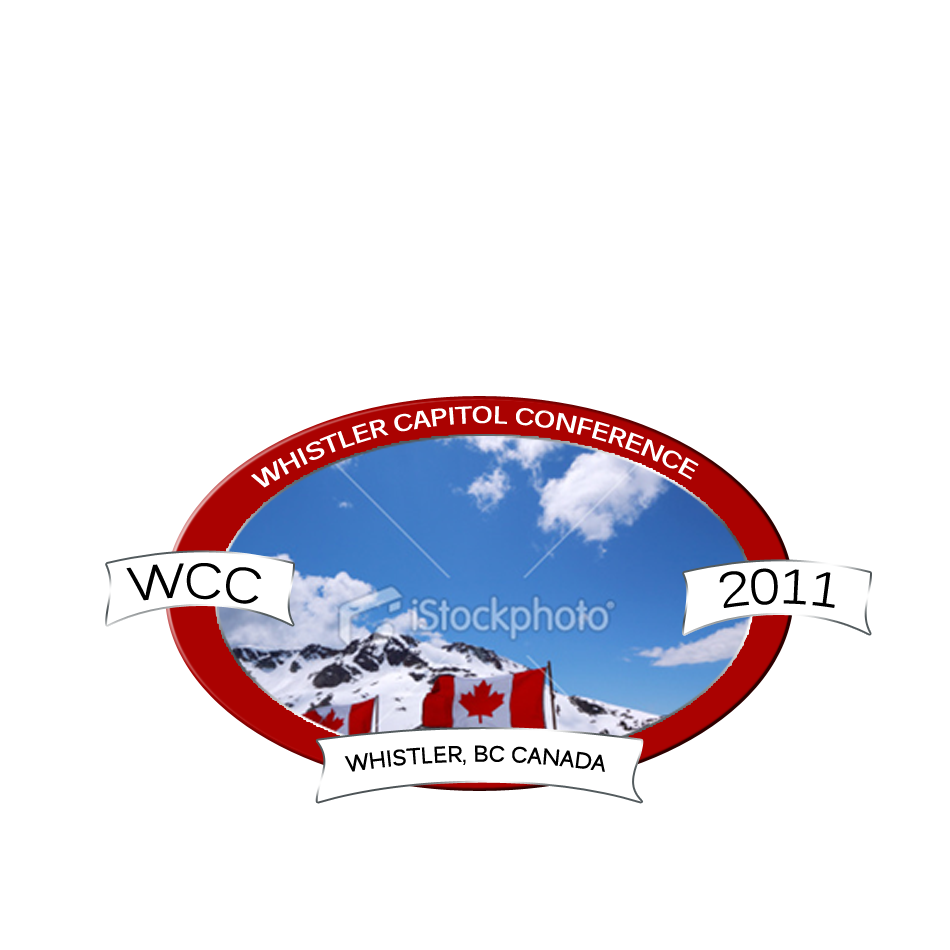 Logo Design by keekee360 - Entry No. 2 in the Logo Design Contest Whistler Capital Conference.