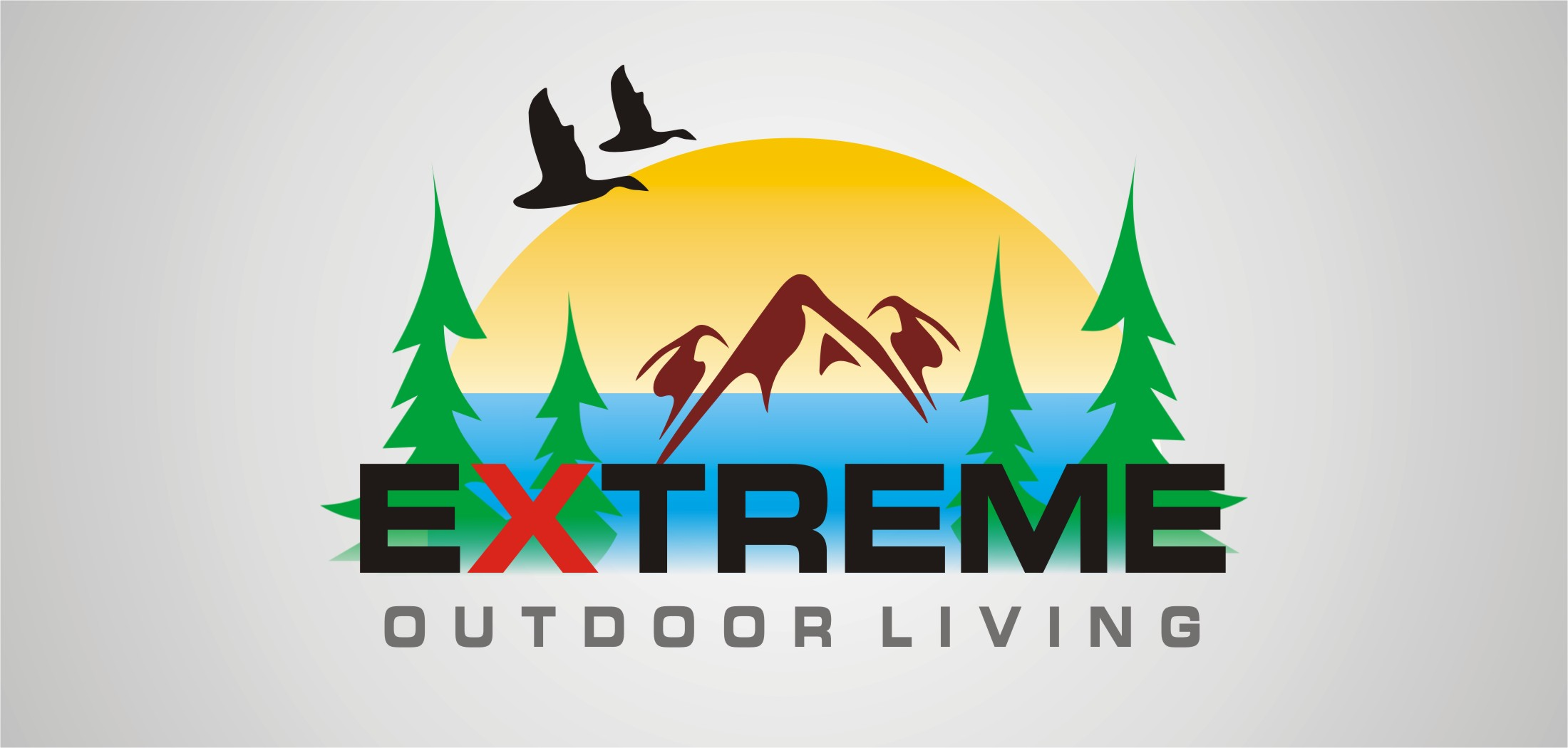 logo design contests captivating logo design for extreme outdoor