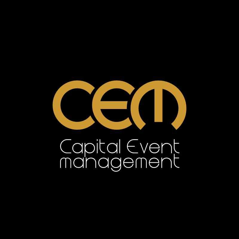 Logo Design by Rudy - Entry No. 1 in the Logo Design Contest Capital Event Management.