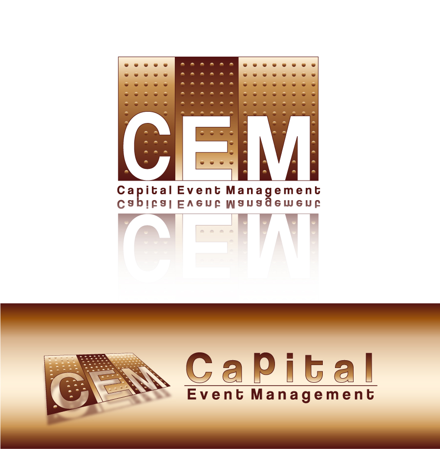 Logo Design by trav - Entry No. 10 in the Logo Design Contest Capital Event Management.