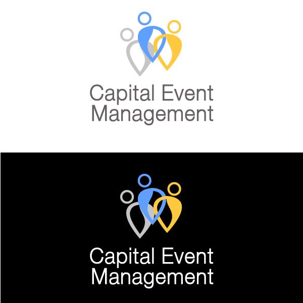 Logo Design by funnybone - Entry No. 11 in the Logo Design Contest Capital Event Management.
