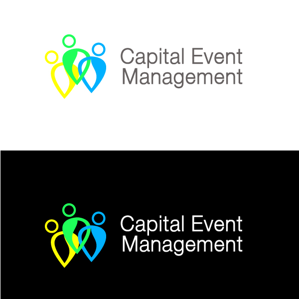 Logo Design by funnybone - Entry No. 14 in the Logo Design Contest Capital Event Management.