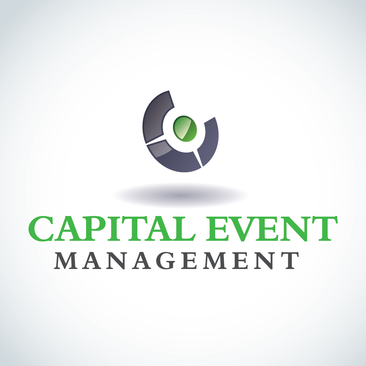 Logo Design by aesthetic-art - Entry No. 20 in the Logo Design Contest Capital Event Management.