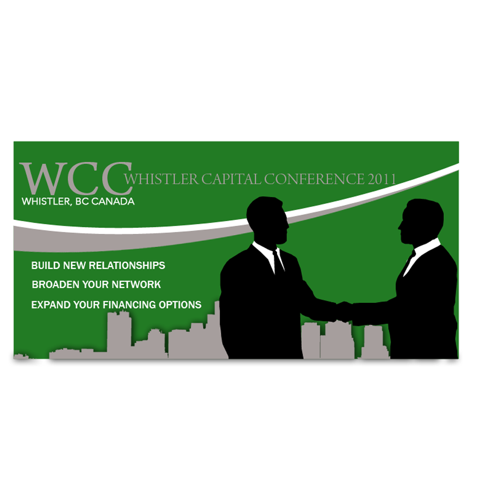 Logo Design by keekee360 - Entry No. 10 in the Logo Design Contest Whistler Capital Conference.