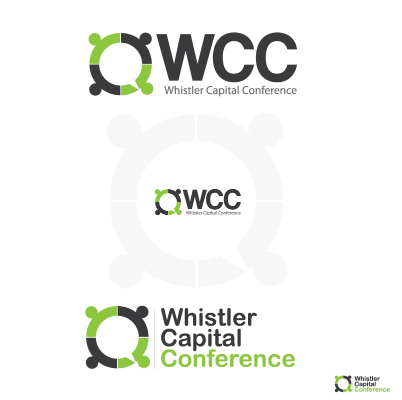 Logo Design by logoziner - Entry No. 12 in the Logo Design Contest Whistler Capital Conference.