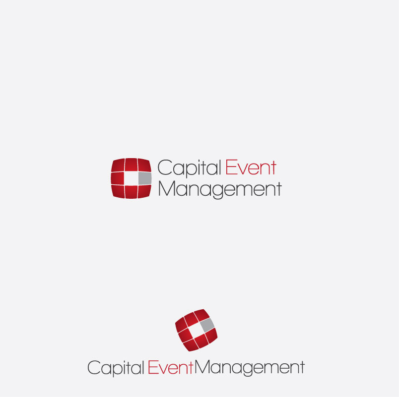 Logo Design by logoziner - Entry No. 28 in the Logo Design Contest Capital Event Management.