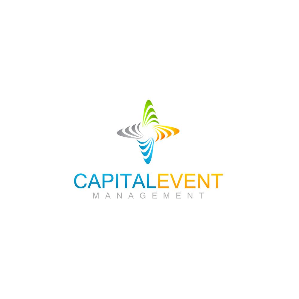 Logo Design by Hafiz Tri Handoko - Entry No. 29 in the Logo Design Contest Capital Event Management.
