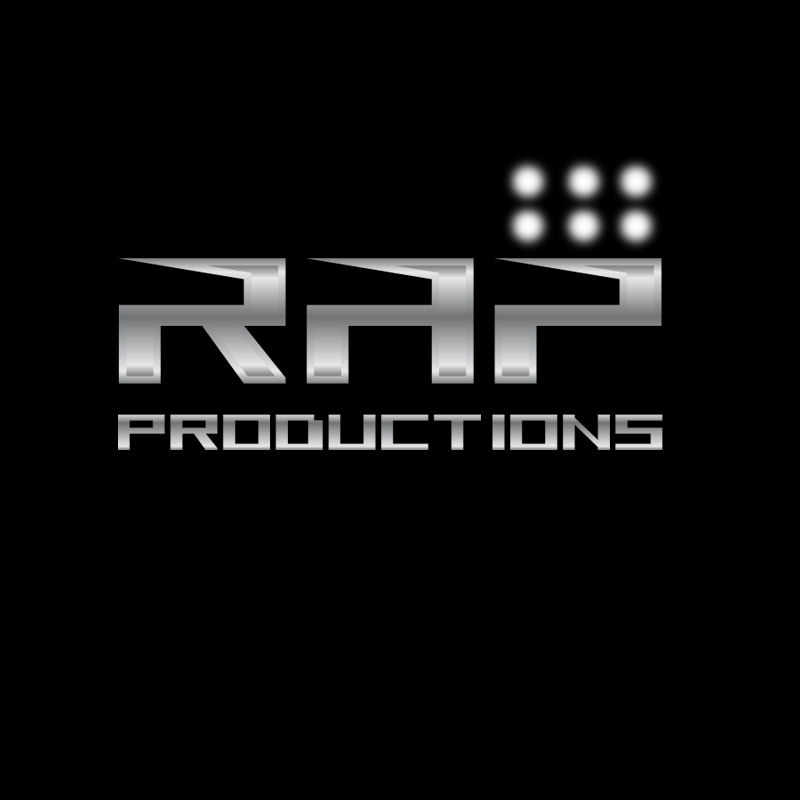 Logo Design by zams - Entry No. 8 in the Logo Design Contest R.A.P Productions.