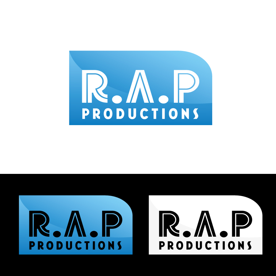 Logo Design by HAMDANI - Entry No. 14 in the Logo Design Contest R.A.P Productions.