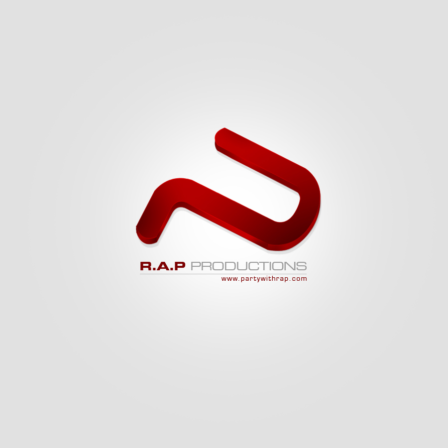 Logo Design by rockpinoy - Entry No. 15 in the Logo Design Contest R.A.P Productions.