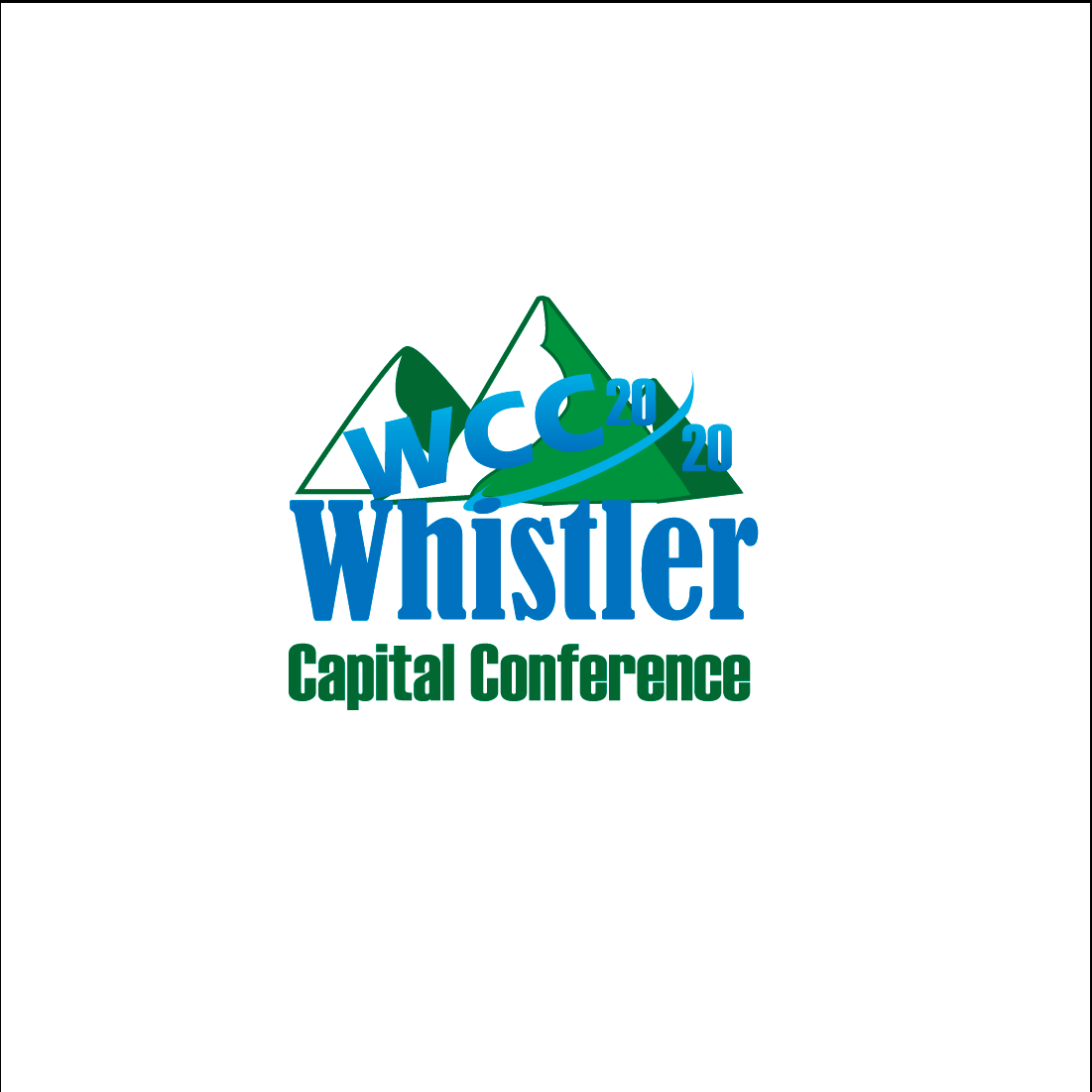 Logo Design by devil_art213 - Entry No. 15 in the Logo Design Contest Whistler Capital Conference.