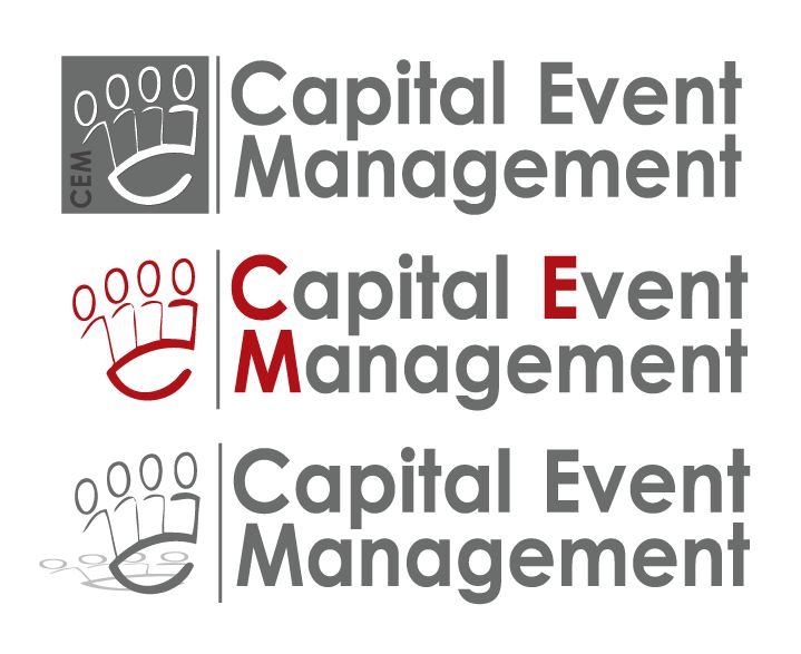 Logo Design by mariakipioti - Entry No. 44 in the Logo Design Contest Capital Event Management.
