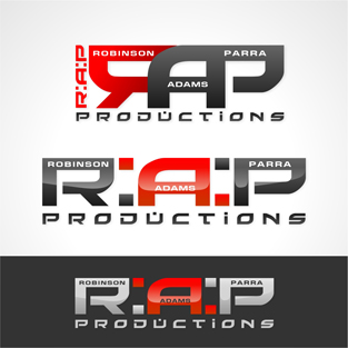 Logo Design by holejohn - Entry No. 19 in the Logo Design Contest R.A.P Productions.
