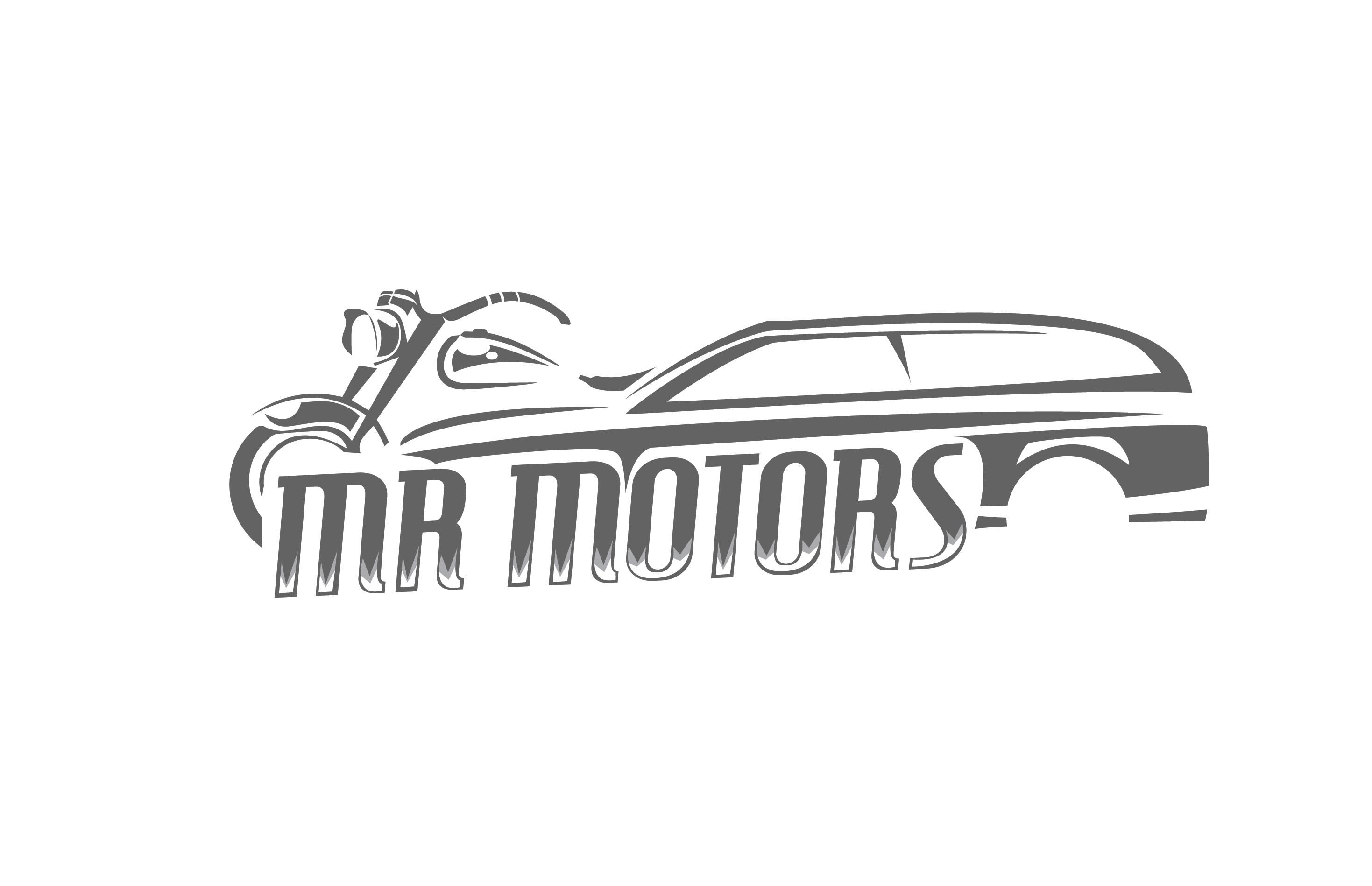 Logo Design by Dawud Majid - Entry No. 56 in the Logo Design Contest Creative Logo Design for MR Motors.