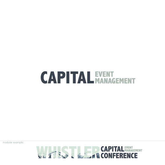 Logo Design by Bergur Finnbogason - Entry No. 46 in the Logo Design Contest Capital Event Management.