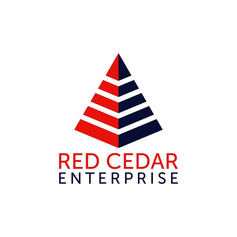 Logo Design by Cross Desain - Entry No. 1 in the Logo Design Contest Unique Logo Design Wanted for Red Cedar Enterprise.