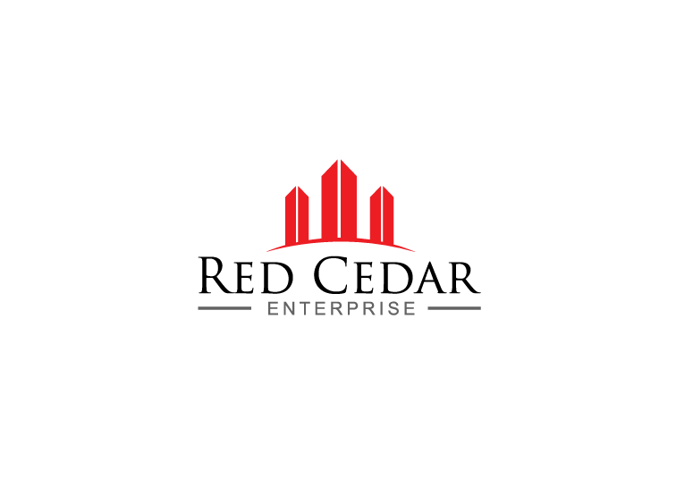 Logo Design by Shahnawaz Ahmed - Entry No. 3 in the Logo Design Contest Unique Logo Design Wanted for Red Cedar Enterprise.