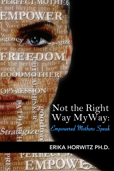 Book Cover Design by keekee360 - Entry No. 80 in the Book Cover Design Contest Not the Right Way, My Way: Empowered Mothers  Speak.