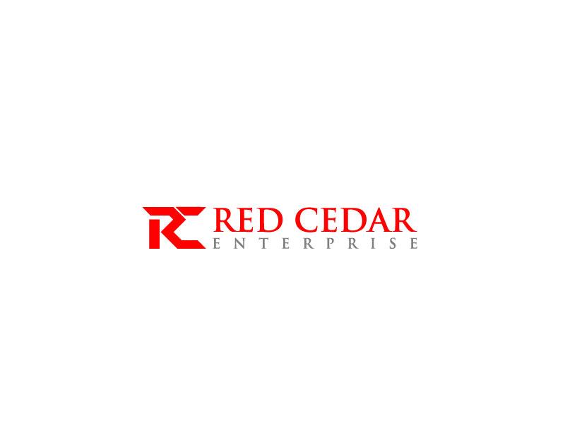 Logo Design by Private User - Entry No. 26 in the Logo Design Contest Unique Logo Design Wanted for Red Cedar Enterprise.