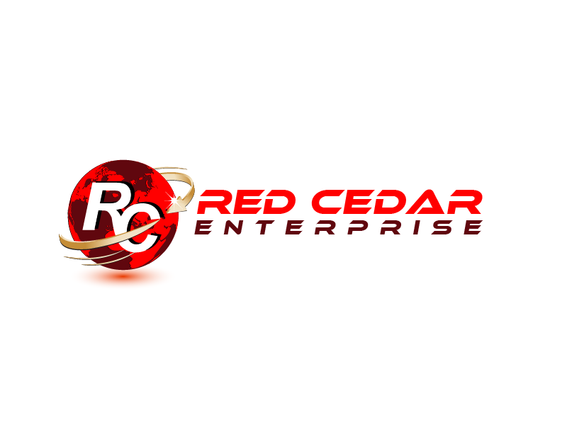 Logo Design by Private User - Entry No. 51 in the Logo Design Contest Unique Logo Design Wanted for Red Cedar Enterprise.