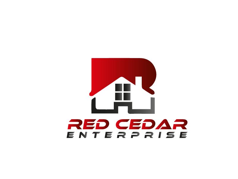 Logo Design by Private User - Entry No. 53 in the Logo Design Contest Unique Logo Design Wanted for Red Cedar Enterprise.