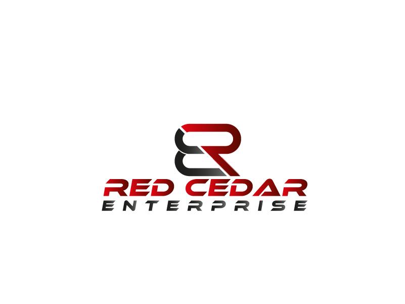 Logo Design by Private User - Entry No. 55 in the Logo Design Contest Unique Logo Design Wanted for Red Cedar Enterprise.