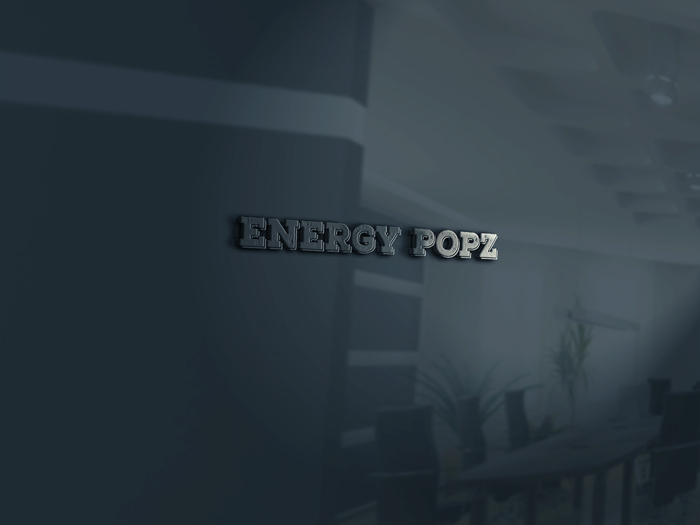 Logo Design by Mohammad azad Hossain - Entry No. 1 in the Logo Design Contest Energy Popz Logo Design.