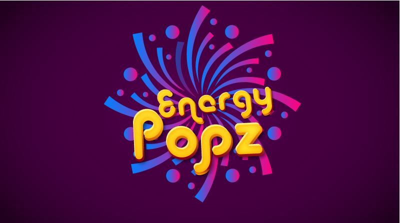 Logo Design by Tauhid Shaikh - Entry No. 5 in the Logo Design Contest Energy Popz Logo Design.