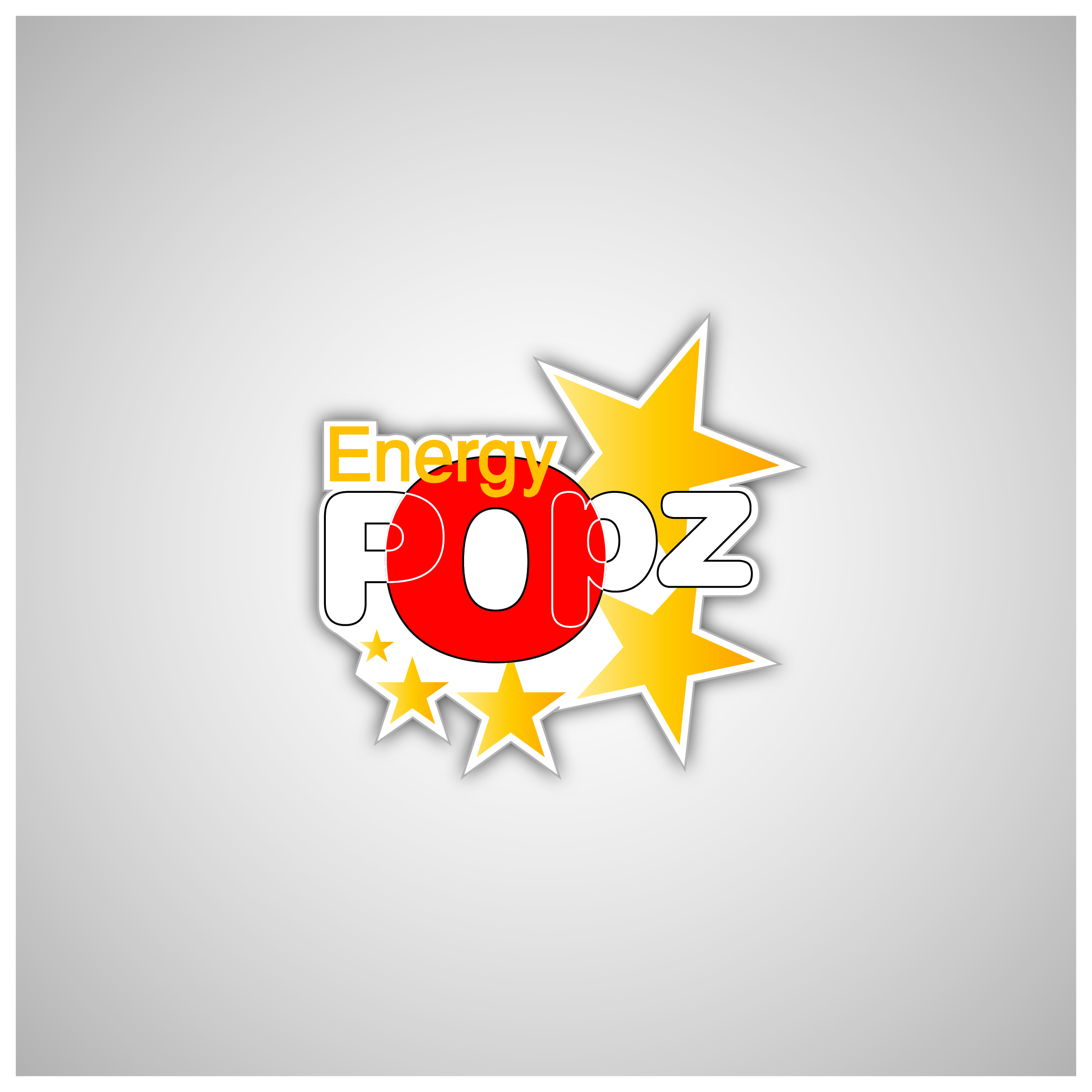 Logo Design by Sampath Gunathilaka - Entry No. 6 in the Logo Design Contest Energy Popz Logo Design.